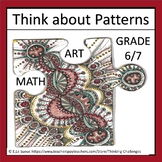 Think about PATTERNS