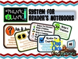 Think and Ink System for Reader's Notebook