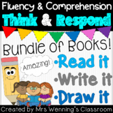 Think and Respond Book Bundle! Whole Year!