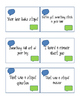 Think it V's Say it Game and Sort Activity