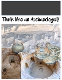 Think like an Archaeologist! Discover Ancestral Puebloan L