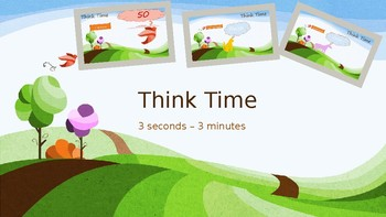 Think time powerpoint