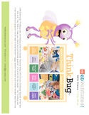 ThinkBug Alphabet Builder - Letter A