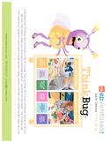ThinkBug Alphabet Builder - Letter B