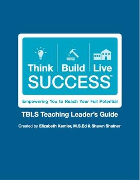 Lesson Plans & Quizzes for ThinkBuildLive Student Success Program