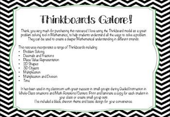 Thinkboards Galore!