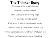 Thinker Song (Instrumental)