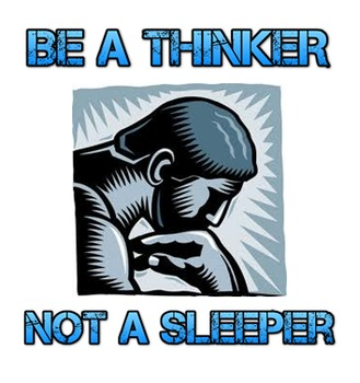 Thinker vs Sleeper Heads Down Assignment