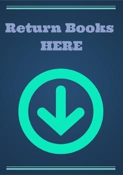 Book Return Poster
