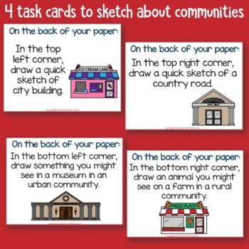 Thinking About Communities   Reading Comprehension for Active Learners