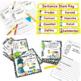 Reading Strategy Sentence Stem Starters for Reader's Workshop