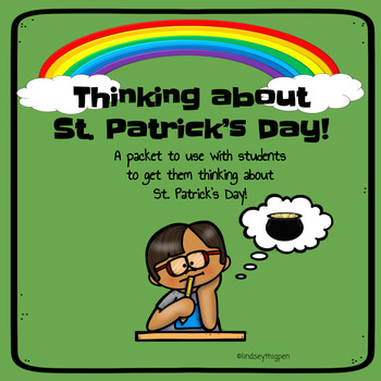 Thinking about St. Patrick's Day: Enrichment Activities