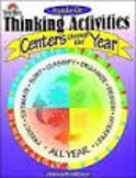 Thinking Activities Centers Through the Year