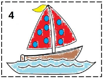 Thinking Activity Using Sailboat Attributes