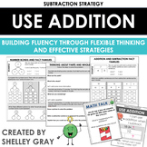 Thinking Addition: A Mental Math Subtraction Strategy Unit