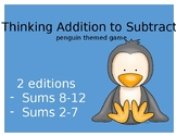 Thinking Addition to Subtract within 12