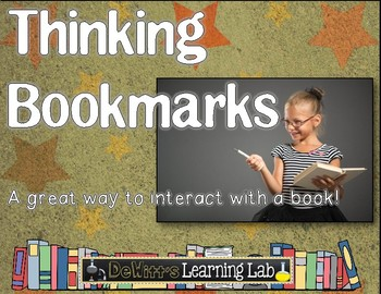 Thinking Bookmarks (An interactive strategy)