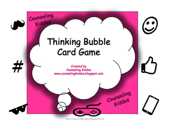 Thinking Bubble Card Game