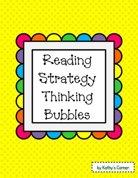 Thinking Bubbles for Reading