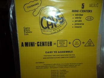 Thinking CAPS      MCA:C