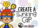 Thinking Cap Growth Mindset STEM Project