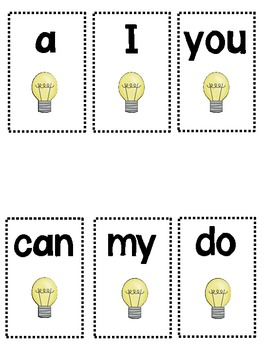 Thinking Caps ~ Sight Word Edition
