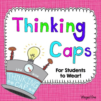 Thinking Caps for Students to Wear