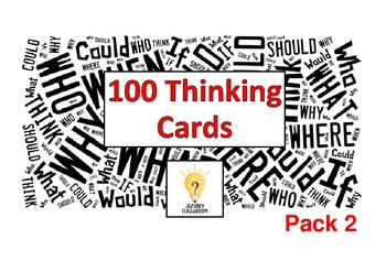 Thinking Cards - Pack 2