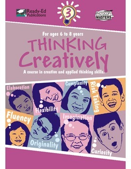 Thinking Creatively 3: A Course in Creative and Applied Th