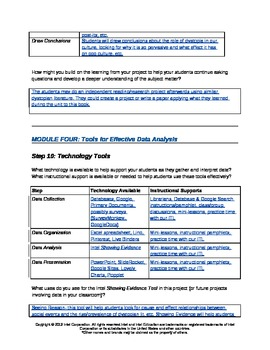 Dystopian Literature- Thinking Critically with Data Lesson Plan