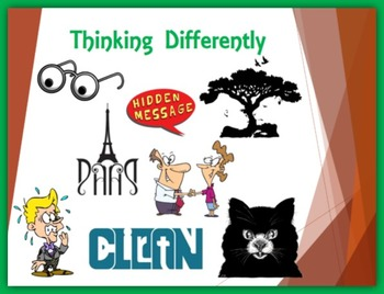 Thinking Differently (E-Book)