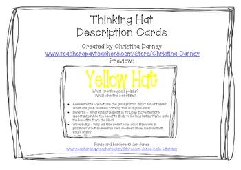 Thinking Hats Display