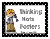 Thinking Hats Posters