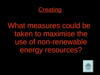 Thinking Ladders Review - Energy Resources