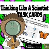 Thinking Like A Scientist- Boom Cards
