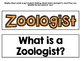 Thinking Like a Zoologist CCSS