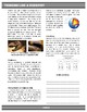 Thinking Like a Scientist: Science Skills article, graphic organizer, task cards