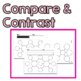 EDITABLE Maps for Thinking - Compare & Contrast Double Bubble Map + Poster