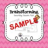 Brainstorming Seasons Sample