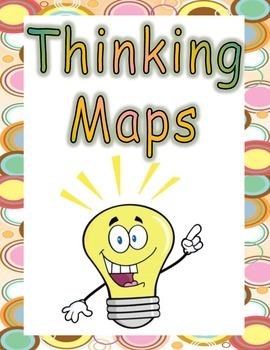 Thinking Maps Posters Bubblegum Color Scheme