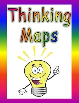 Thinking Maps Rainbow Color Scheme