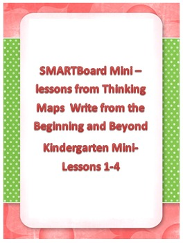 SMARTBoard Thinking Maps Write from the Beginning and Beyo