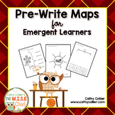 Pre-Write Maps for Emergent Learners