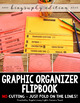**EDITABLE COVER** Graphic Organizers w/Depth & Complexity