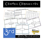 3rd Grade Math Graphic Organizers
