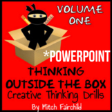 Thinking Outside The Box Challenges- Volume #1  (PowerPoint)