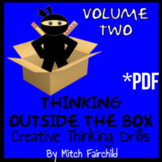 STEAM Thinking Outside The Box Drills & Emergency Sub Plans- Vol. 2 (PDF)