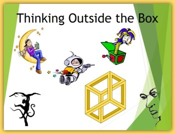 Thinking Outside the Box (E-Book)