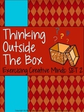 Creativity Activities Set 2 | Creative Thinking Activities and Printables