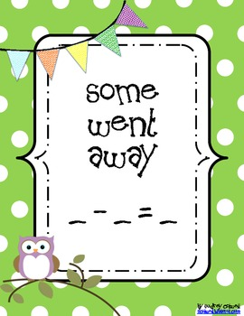 Thinking Pattern Posters w/owls & pennants